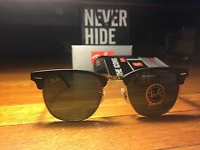 Ray Ban Clubmaster Sunglasses R3016