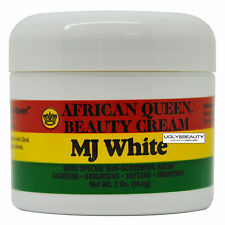 African Queen Beauty Cream MJ White 2 Oz / 56.6 g