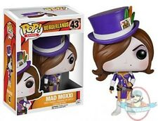 Pop! Games: Borderlands Mad Moxxi Vinyl Figure Funko