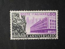 REPUBBLICA 1955 FAO  MNH** .