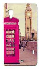 CUSTODIA COVER CASE BIG BEN LONDRA LONDON PER LG OPTIMUS L5 II E460