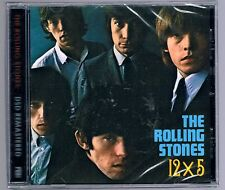 THE ROLLING STONES 12 X 5 CD SIGILLATO!!!