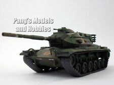 M60 Patton Main Battle Tank 1/72 Scale Die-cast Model by Eaglemoss