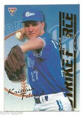 1995 Futera ABL Strikeforce / Firepower SF-FP8 KINGMAN / FELEDYK #2915