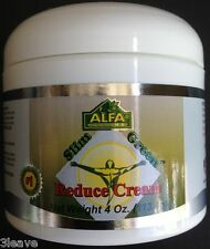 Alfa Slim Green Reduce Cream 4 Oz, Weight Loss, Fat Reducer