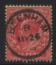 [JSC]1902 GB King Edward VII Postage Revenue with 1926 posmark