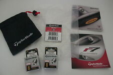 TaylorMade Rescue Dual TP & r7 TP Fairway Wood Accessory Kit (G) - (2)TLC 8 Gram