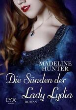 Madeline Hunter - Die Sünden der Lady Lydia - Fairbourne Quartett Band 4 - Buch