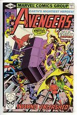 Avengers 193 1980 NM- Captain America Iron Man Ms. Marvel Vision Frank Miller