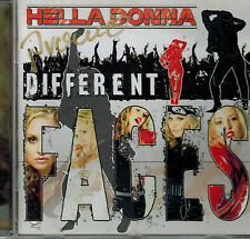 CD Hella Donna Different Faces,Neuwertig,Monopol Records 970213