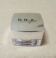 New Dr Brandt DNA Do Not Age Triple Peptide Eye Cream 3g~Travel Sz