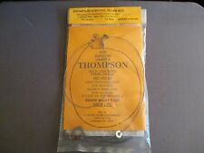 Survival Kit for Trapping by Thompson Snares, New, 2 Snares Total