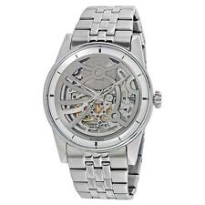 Kenneth Cole 10022562 Gent's Silver Skeleton Dial Automatic Watch