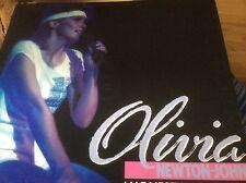 """Olivia Newton-John - I Honestly Love You - UK 12""""Vinyl Single,Very Rare."""