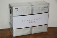 500TC SATEEN BARBARA BARRY Dream QUEEN Sheet Set 4 pcs Color-Tux Celadon (N 7)