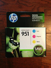 HP 951 Color Ink Cartridge Combo Pack - CR314FN EXP DATE 2/2018