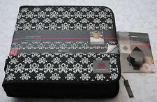 LITTLE VENICE DAMASK ELEGANCE PLASTIC ORGANISER CRAFT BEADS BOX 58 COMPARTMENTS