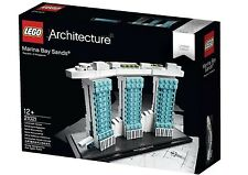 Brand New LEGO 21021 - Architecture Marina Bay Sands (Limited Edition)