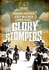 The Glory Stompers - DVD - 1967  Dennis Hopper - Jody McCrae - BIKER MOVIE (MOD)