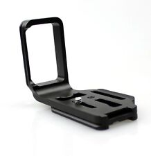 Vertical Quick Release Plate Camera L Bracket Grip for Nikon D7100 DSLR SLR Cam