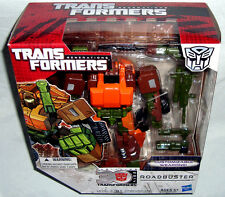 Transformers Generations Roadbuster Voyager Action Figure MIB 30th Anniversary