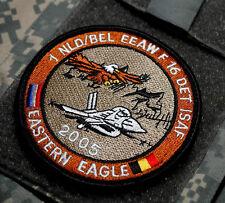 KANDAHAR WHACKER NATO RNLAF F-16 DET ISAF: 1 NLD/BEL EEAW EASTERN EAGLE 2005