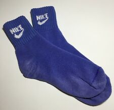 Vintage Nike Air Two-Way High Bulk Orlon Socks Made in USA