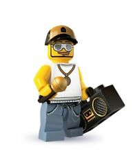 NEW LEGO 8803 Series 3 Rapper Collectible Minifigure