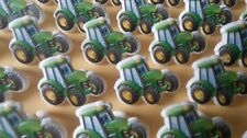 Cake Decorating Cupcake Ring Toppers - John Deere Johnny