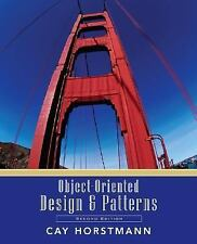 Object-oriented Design and Patterns 2e by Cay S. Horstmann, Cay Horstmann