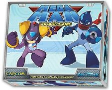 Mega Man The Board Game: Time Man & Oil Man Expansion JGMMBG02