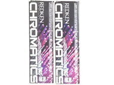 Redken Chromatics 5NW Light Brown Professional Permanent Haircolor 2 Tubes