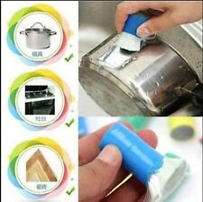 New Magic Stainless Steel Metal Rust Remover Cleaning Detergent Stick Wash Brush