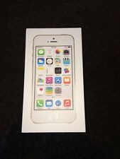Apple iPhone 5s - 64GB - Silver (Factory Unlocked) Smartphone