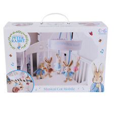 Beatrix Potter Peter Rabbit Flopsy Musical Cot Mobile