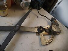 LAND ROVER DISCOVERY 2.5 TD 1991 H REG DRIVERS SIDE FRONT WINDOW MOTOR