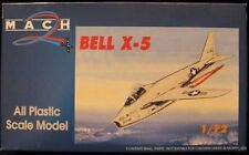 Mach 2 Models 1/72 BELL X-5 Research Plane