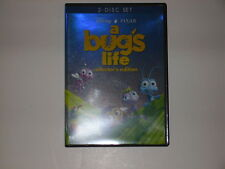 WALT DISNEY'S PIXAR A BUG'S LIFE 2 DISC DVD SET MOVIE OOP VAULT 1st ISSUE 2003