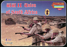 Strelets - WWII Union of south Africa - 1:72