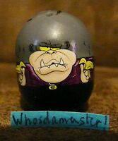 Mighty Beanz 2010 Series 1 Ultra Rare #95 GANGSTA MONKEY Bean Mint OOP Free US