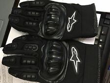 Alpinester Gloves - Bike / Motorcycle / Cycle Riding Gloves Biker Gloves
