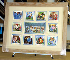 Alice in Wonderland – Royal Mail framed presentation