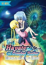 HAYATE THE COMBAT BUTLER - DVD - Region 1 - Sealed