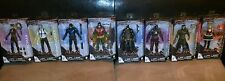 "Batman Arkham Knight - Action Figures Full Collection 1-8 (""7"" Inches) 2015"