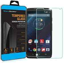 Premium Tempered Glass Screen Protector for Motorola Droid Turbo XT1254 Verizon