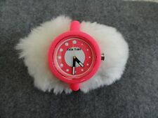 New - PAL by Solo Time Hot Pink Quartz Ladies Watch - 3 ATM Water Resistant