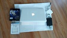 "Apple MacBook White  13"" a1342.  New 1TB HDD New 8 GB Ram 2.26 GHz, WebCam."