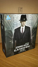 DID 3R 1/6 SCALE JOHN DILLINGER CHICAGO 1930 GANGSTER COLLECTIBLE FIGURE