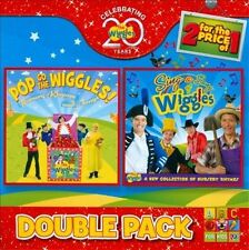 Pop Go the Wiggles!/Sing a Song of Wiggles by The Wiggles (CD, 2 Discs, ABC...