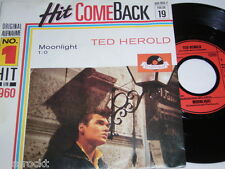"7"" - Ted Herold / Moonlight & 1:0 - Hit ComeBack Folge 19 # 3562"